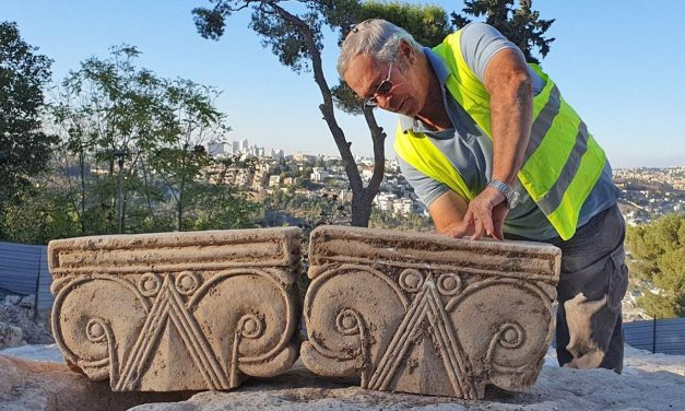 Archaeologists make major discovery in Jerusalem dating back to Kings of Judah