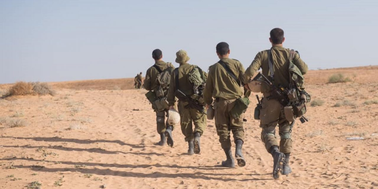 IDF thwarts attack after Palestinian armed with bomb infiltrates Gaza border