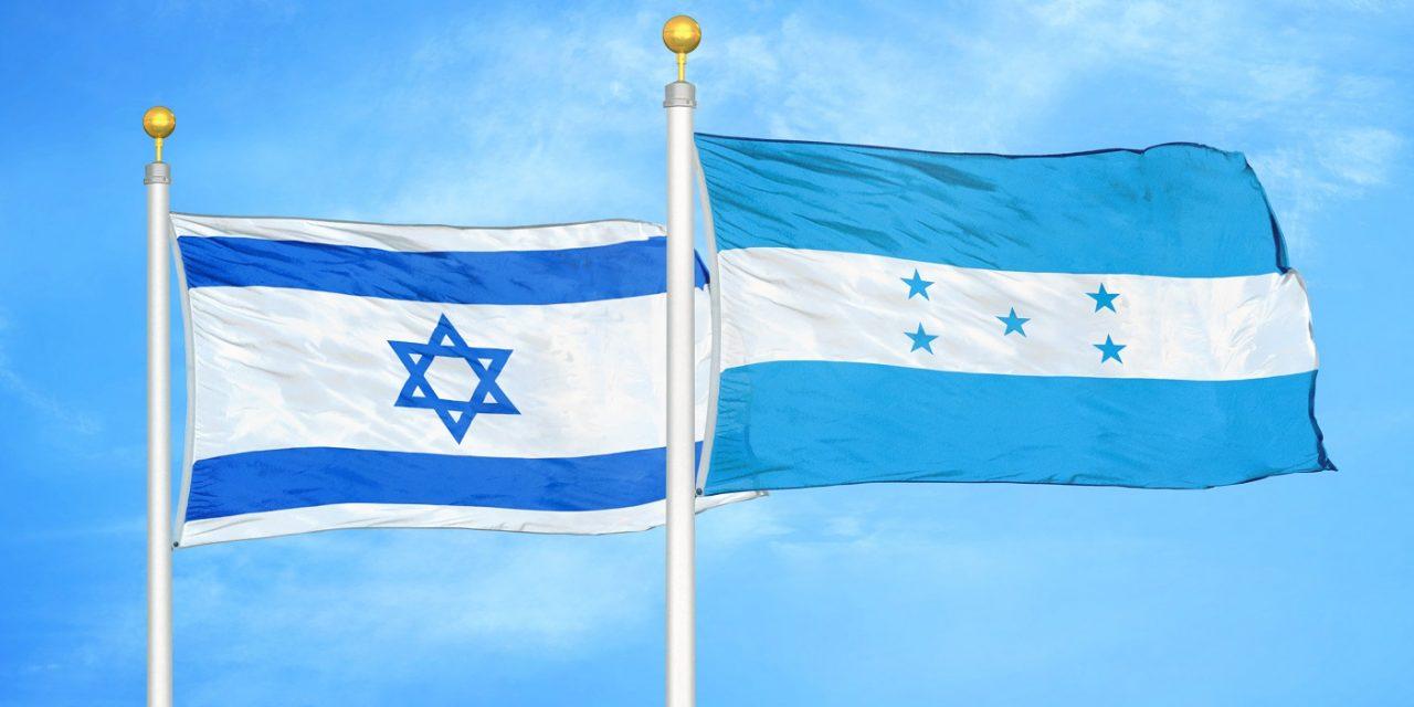 Honduras to open embassy in Jerusalem