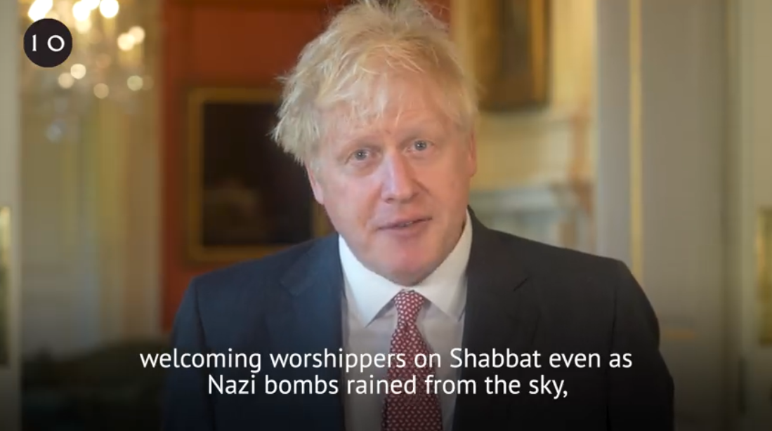 """""""Jewish communities have never been ones to take adversity lying down"""" says PM in Rosh Hashanah message"""