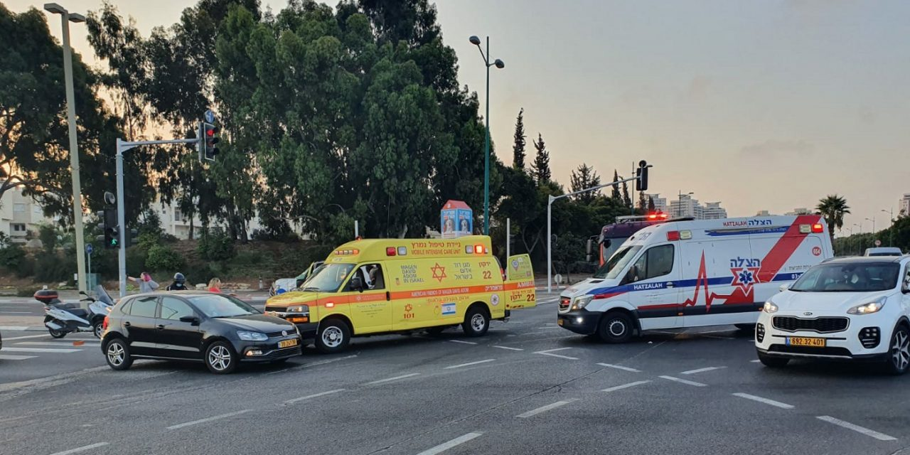 IDF soldier and police officer injured in Palestinian car-ramming attack