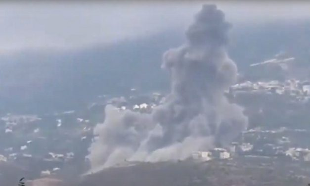 Hezbollah arms depot explodes in Lebanon in ANOTHER mystery blast