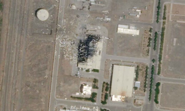 Iran building new centrifuge production site after explosion damaged existing site