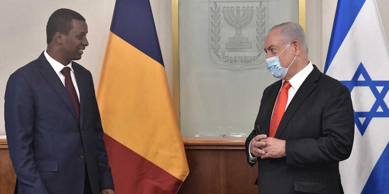 Chad representative visits Israel, talk of exchanging ambassadors and opening embassy