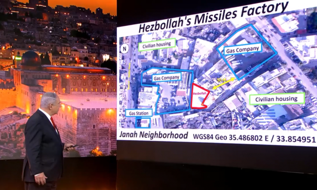 Netanyahu exposes Iran's terrorism in Lebanon through Hezbollah at the UN
