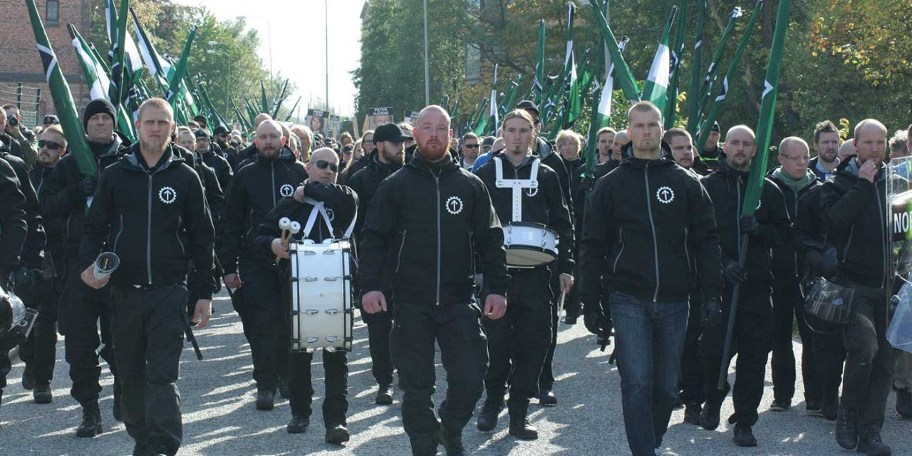 Finland bans largest neo-Nazi group in the country