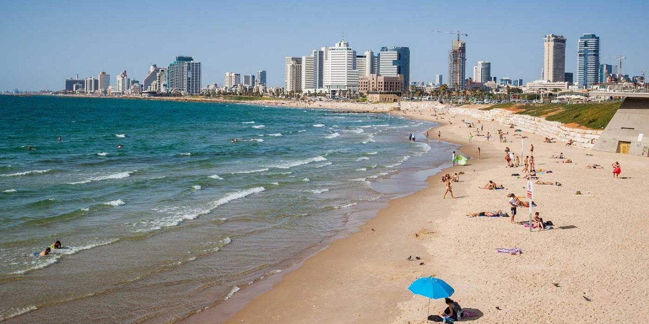 Hottest day in Israeli history as Eilat and Jerusalem record unprecedented highs