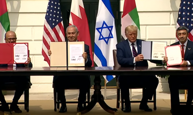 History made as Israel, Bahrain, UAE and USA sign the 'Abraham Accords'