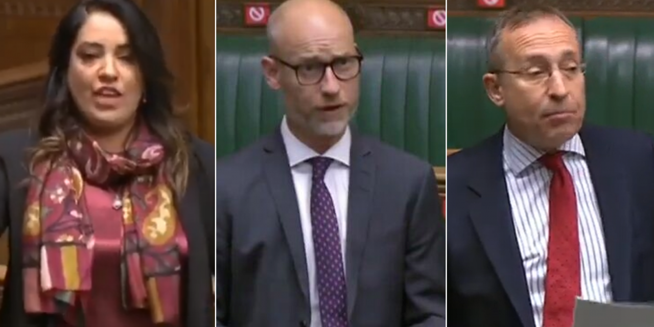Labour MPs slam Israel-UAE peace treaty in Parliament debate