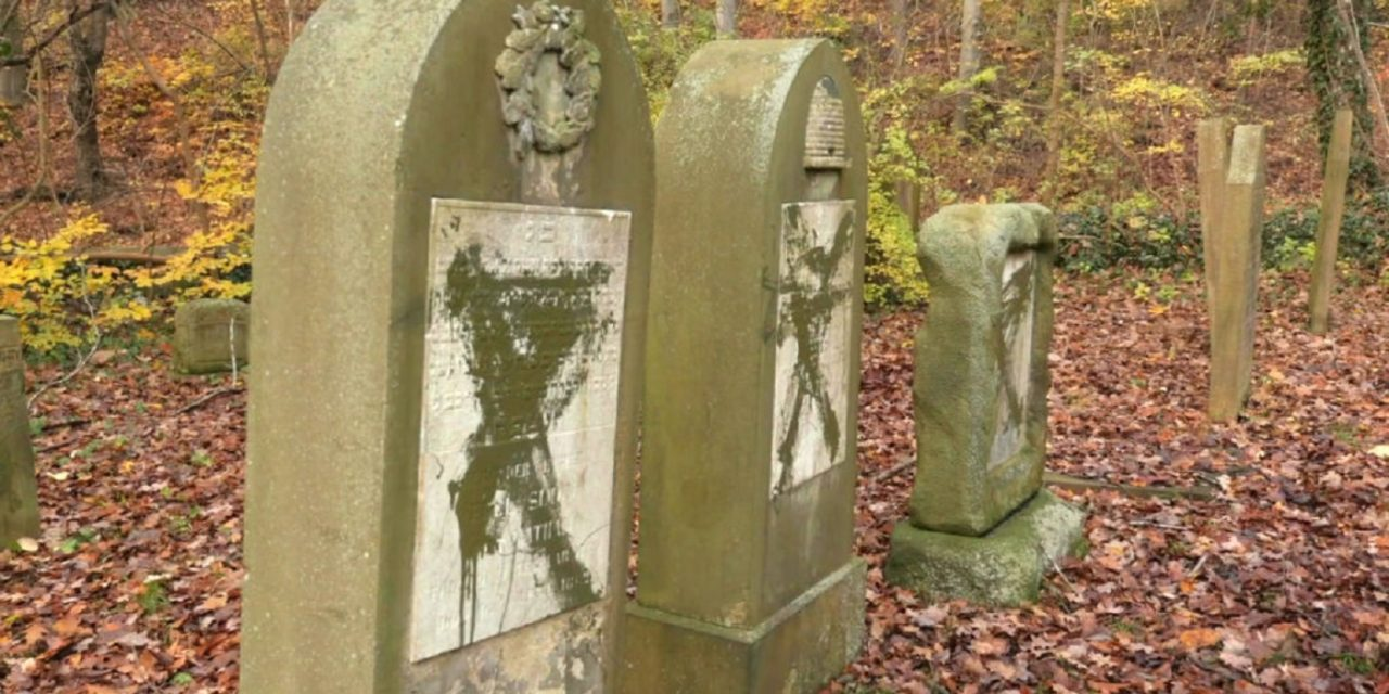 Danish neo-Nazi jailed for one year for desecrating over 80 Jewish graves