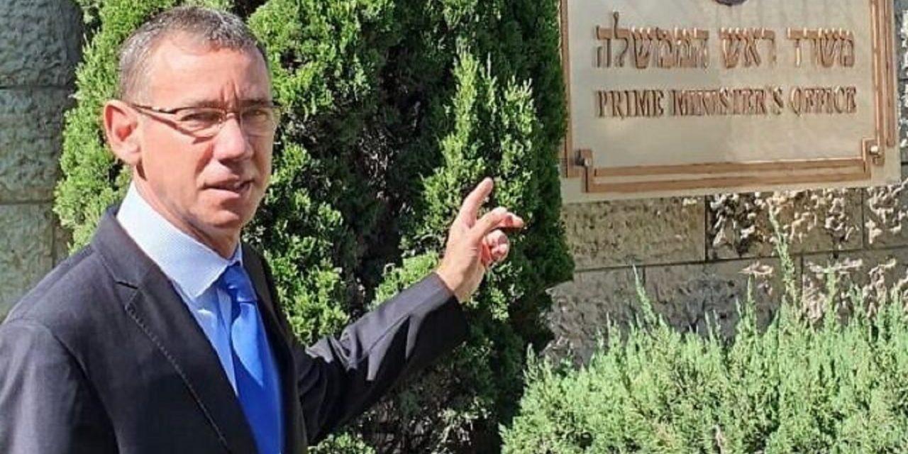 Former Israeli ambassador to UK, Mark Regev, hails 'dawn of a new era' after Abraham Accords