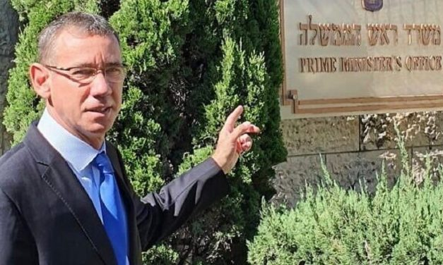 Former Israeli ambassador to UK, Mark Regev, hails 'dawn of a new era' after Abraham Accords