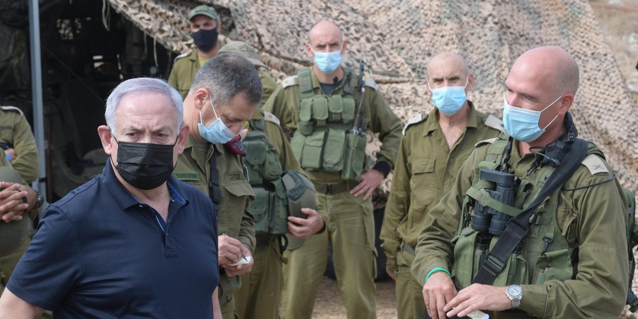 IDF will destroy 'any enemy' with 'steel fist,' Israeli PM vows during visit to north