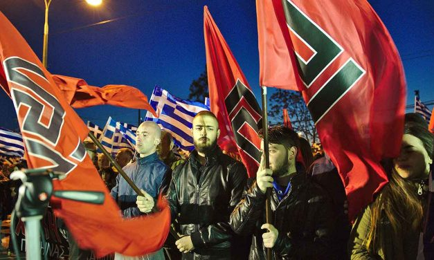 Greece: Leader of neo-Nazi Golden Dawn convicted of 'leading a criminal organisation'