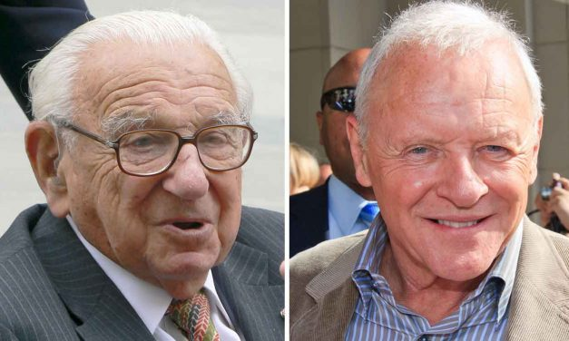 Anthony Hopkins to play Holocaust hero Nicholas Winton in new biopic