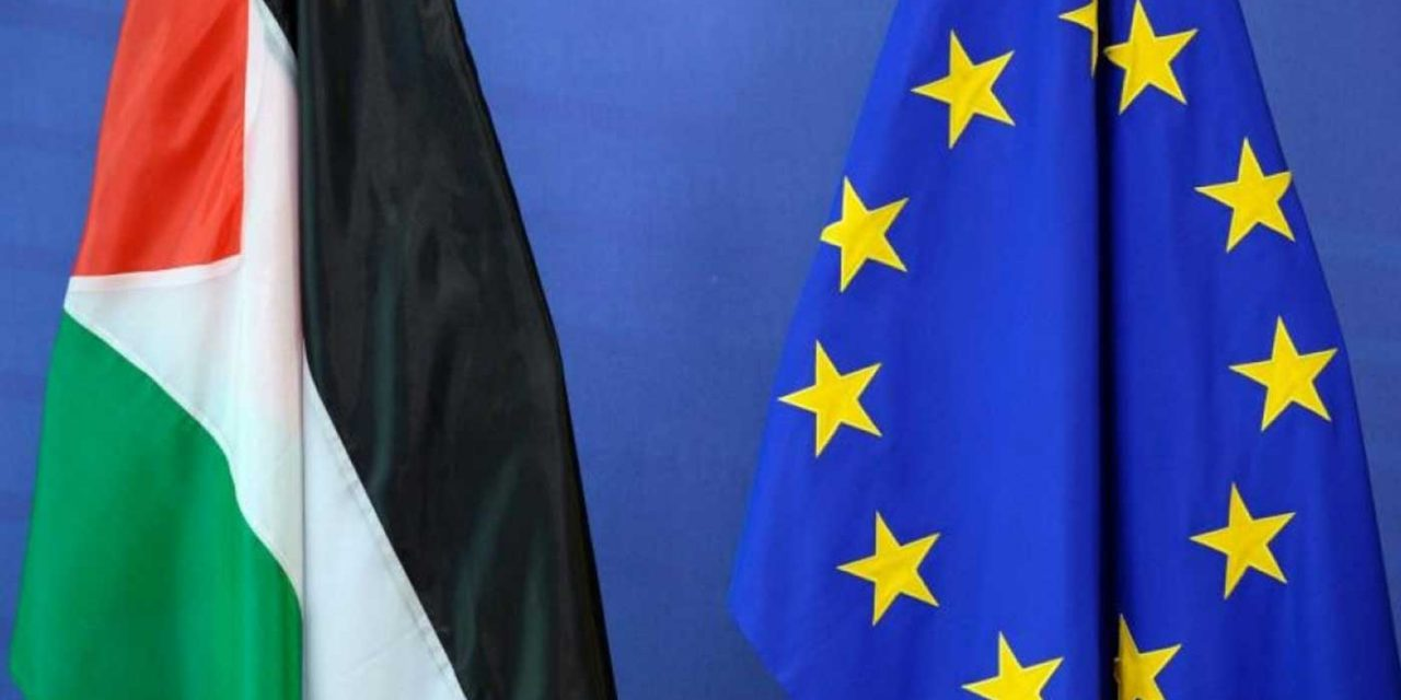 PA urges EU to impose sanctions on Israel