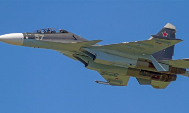 Russian fighter jet approached Israeli passenger plane over Cyprus airspace