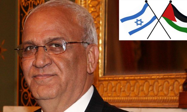 Israel's treatment of Saeb Erekat shows Israel does not repay evil with evil but with good