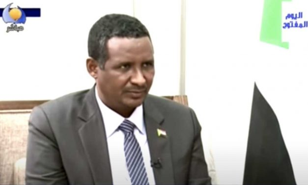 """Top Sudanese official: """"The entire world works with Israel… we need Israel"""""""