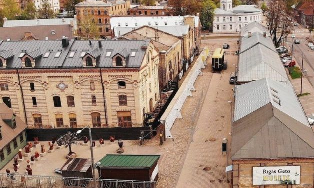 Call to help save Riga Holocaust museum after rent hike threatens future