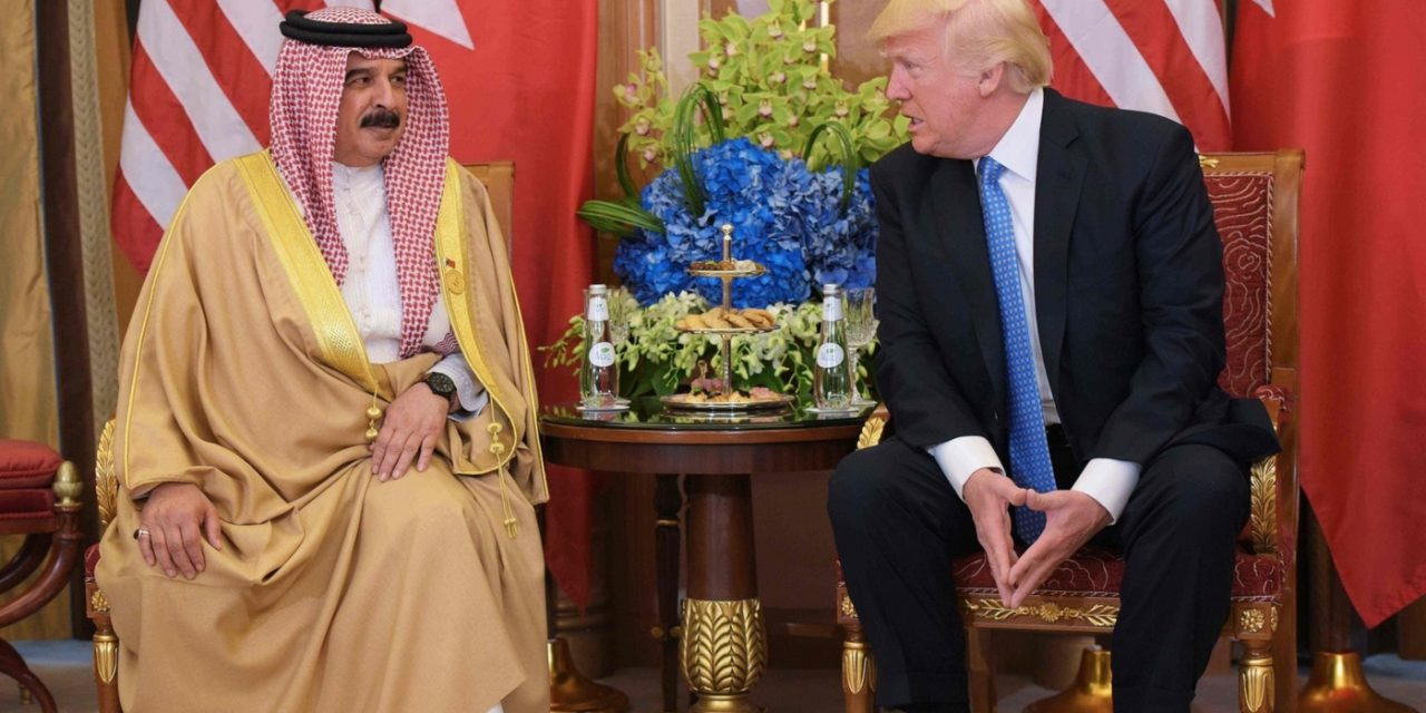Bahrain and US to sign MOU to combat anti-Semitism
