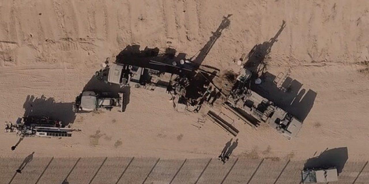 Israel destroys Hamas terror tunnel detected near border