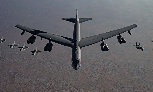 In threat to Iran, US sends heavy bombers to Middle East via Israel