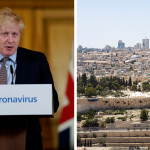 UK shamefully lists Israel and Jerusalem separately in quarantine list, continues to divide Jewish capital