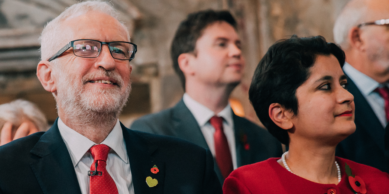 Baroness Chakrabarti to help lead legal action to reinstate Corbyn