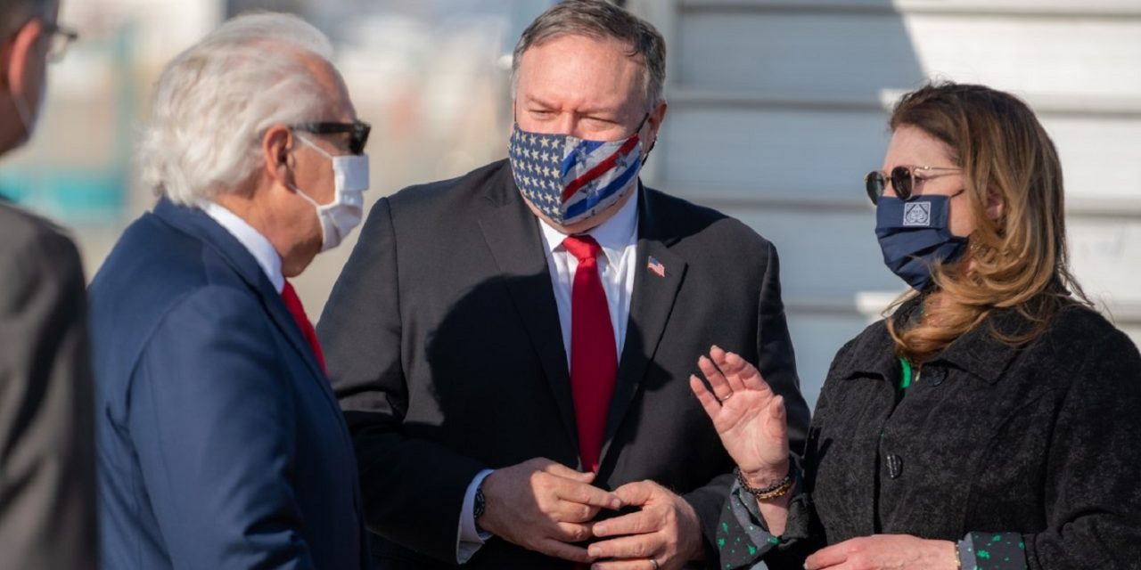 Pompeo: US to recognise BDS movement as anti-Semitic