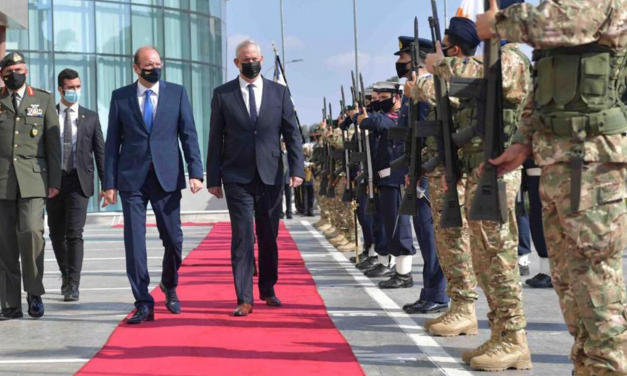 Cyprus, Israel, Greece agree to boost military cooperation