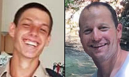 Victims of air force plane crash named: Maj. Itay Zayden, Cpl. Lihu Ben-Bassa