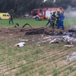 Israel Air Force instructor and cadet killed in Negev plane crash
