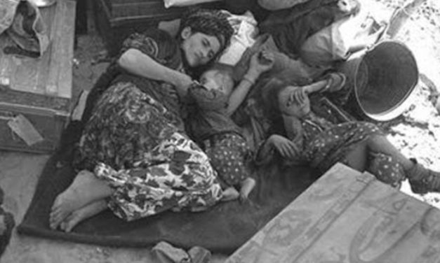 Remembering the 850,000 Jewish refugees forced out of Arab nations