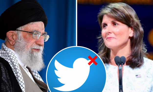 Nikki Haley slams Twitter for putting warnings on election tweets, while leaving Iranian leader's Holocaust denials undisputed