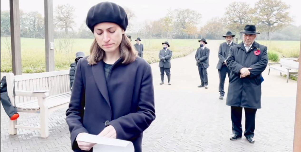 WATCH: Rabbi Lord Jonathan Sacks' funeral