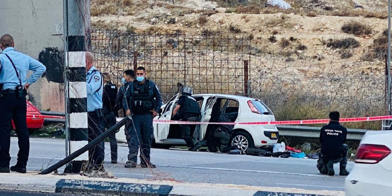 Israeli officer injured in car-ramming attack at checkpoint