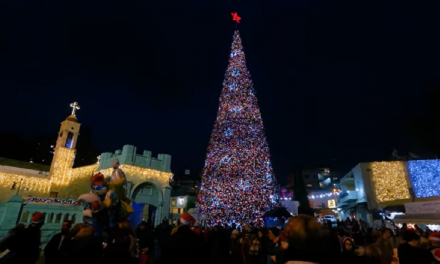 WATCH: Christmas in the Holy Land