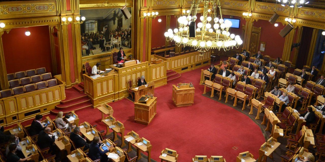 Norway's parliament cuts Palestinian funding over school curriculum incitement