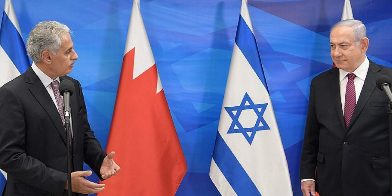 """""""The whole world is watching"""" – Bahraini delegation visits Jerusalem in official visit"""