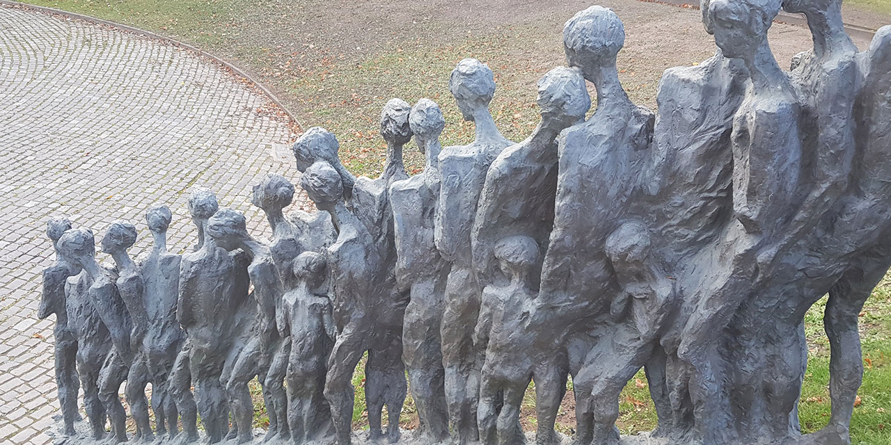 A visit to Belarus: 'The Pit' Holocaust memorial and tragic story of the Minsk Ghetto