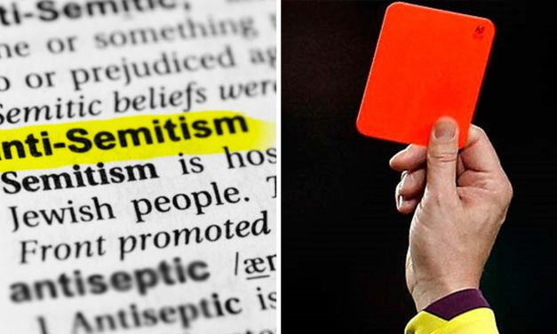 Anti-Semitism given red card as Premier League adopts IHRA definition