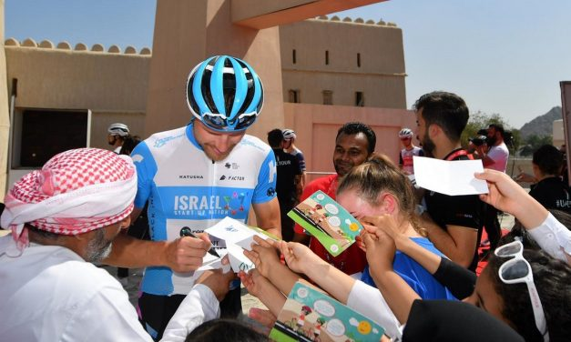 Britain's Chris Froome to cycle for Team Israel in UAE tour