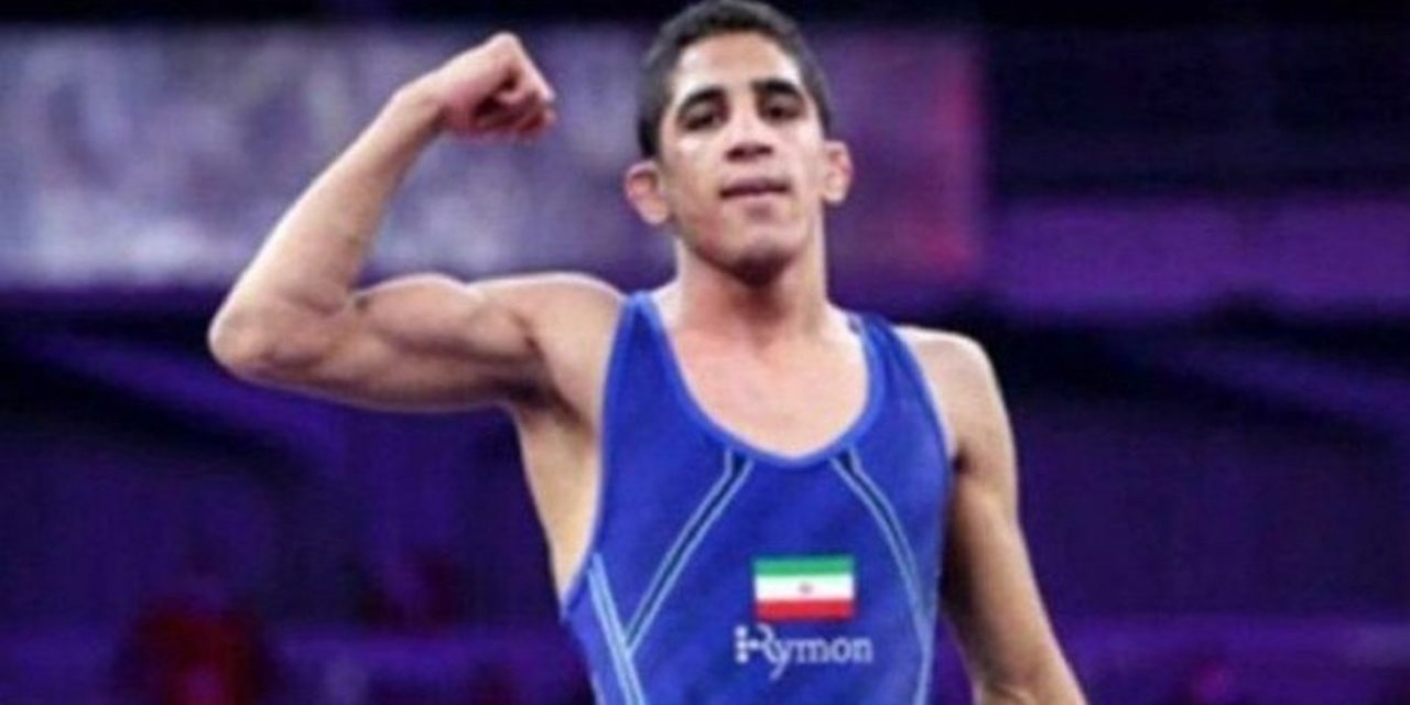 Iran executes Olympic wrestler, second in just months