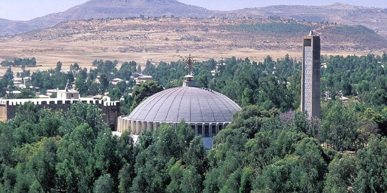 750 people massacred at Ethiopian Church that claims to hide the Ark of the Covenant