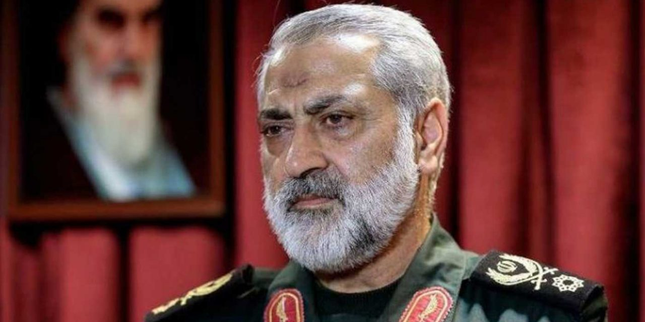 """Iranian general says they will """"level Tel Aviv"""" if Israel """"makes the slightest mistake"""""""
