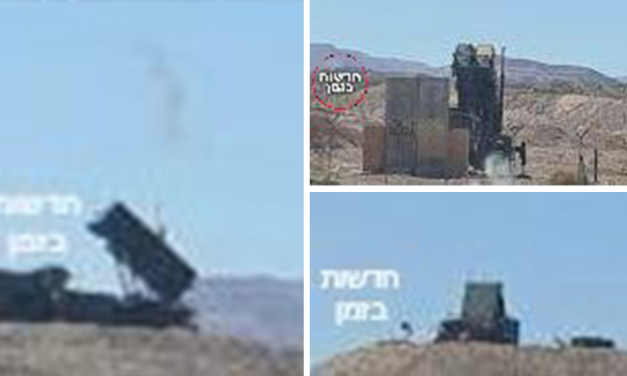 IDF deploys air defences near Eilat in Israel's south amid threats of attack from Yemen