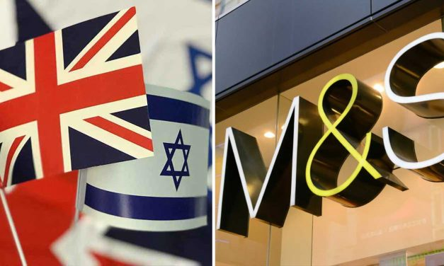 Marks & Spencer partners with Israeli startup bringing together another UK-Israel collaboration