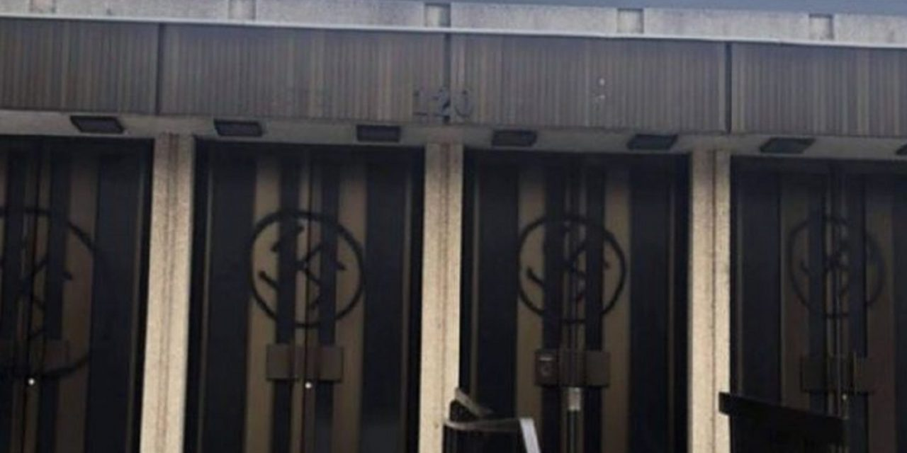 Montreal synagogue vandalised with swastikas
