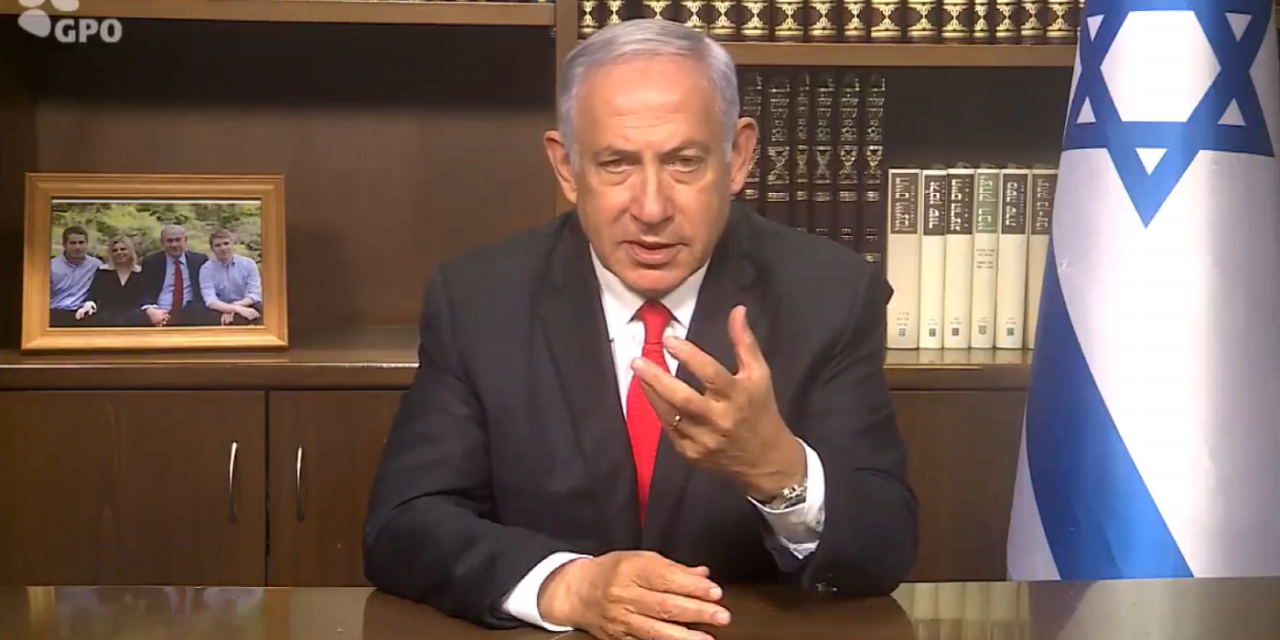 """Netanyahu: """"The disease of antisemitism continues to contaminate and spread"""""""